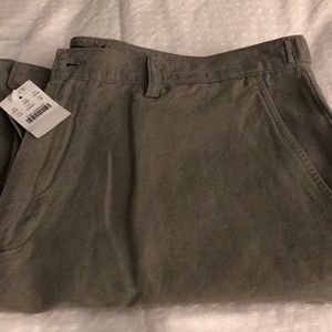 NWT J CREW LINEN shorts for MEN